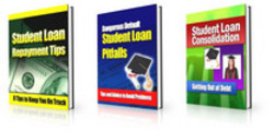 Thumbnail 3 Student Loan Reports Pack With PLR
