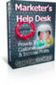 Marketers Help Desk Script With PLR