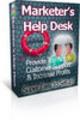 Thumbnail Marketers Help Desk Script With PLR