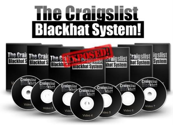 Product picture Craigslist Blackhat System Video With MRR