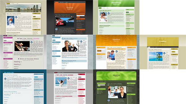Product picture 10 WordPress Theme List Builder Pack With PLR