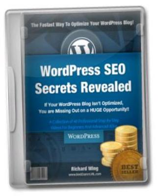 Product picture WordPress SEO Secrets Revealed Videos WIth MRR