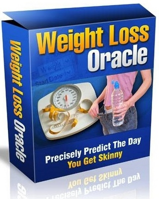 Product picture Weight Loss Oracle Software With MRR