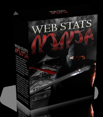 Product picture Web Stats Ninja Software With MRR