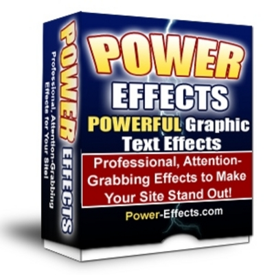 Product picture Power Effects Script With MRR