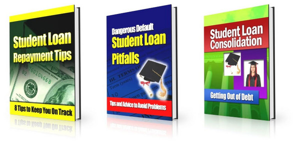 Product picture 3 Student Loan Reports Pack With PLR