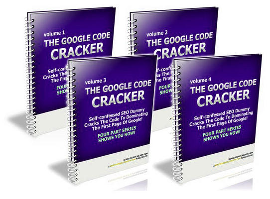 Product picture The Google Code Cracker With RR