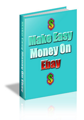 Product picture Make Easy Money On Ebay With PLR