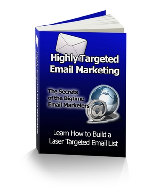 Product picture Highly Targeted Email Marketing With PLR