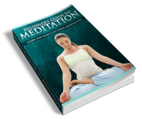 Product picture Beginners Guide Meditation With PLR