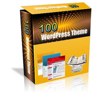 Product picture 100 Wordpress Themes With PLR